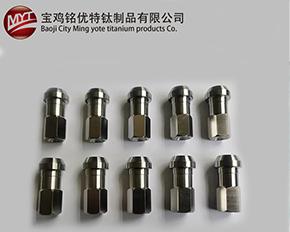 鈦合金汽車輪廓螺栓